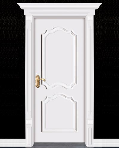 实木复合门-HM-7106