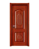强化烤漆门 -HM-6308(红檀)