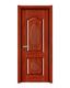 强化烤漆门-HM-6308(红檀)