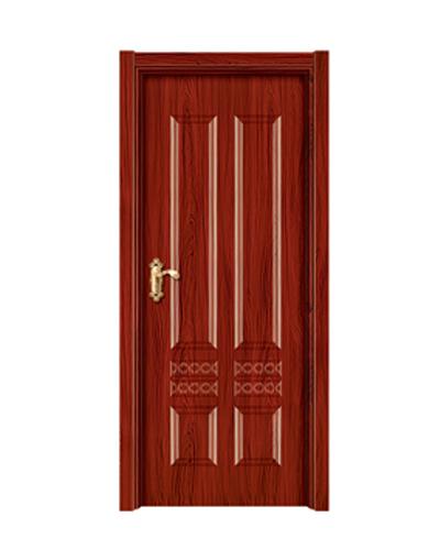 强化烤漆门-HM-6512(红樱桃)
