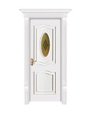 实木复合门 -HM-7109