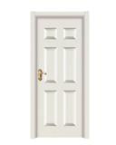 强化烤漆门 -HM-6508(白枫)