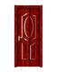 强化烤漆门-HM-6505(经典红木)