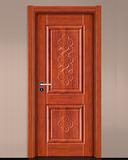 强化烤漆门 -HM-6301(古巴原木 反凸)
