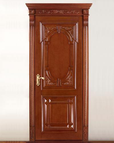 实木复合门-HM-7010