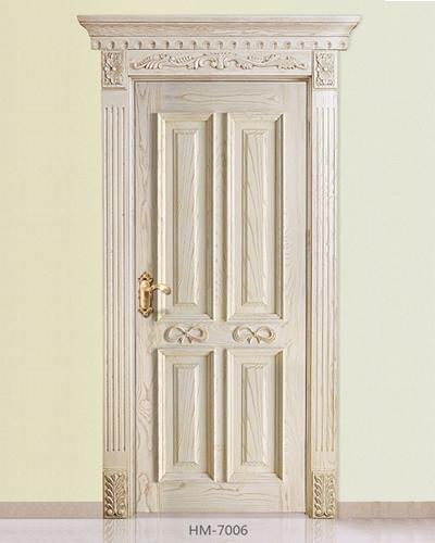 实木复合门-HM-7006