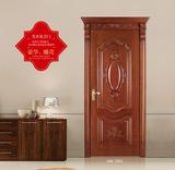 实木复合门 -HM-7001