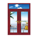 铝木门窗-HMLM-914