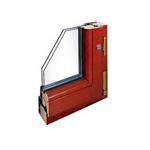 铝木门窗 -HMLM-901