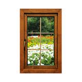 铝木门窗 -HMLM-909