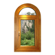 铝木门窗-HMLM-907