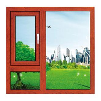 铝木门窗-HMLM-924