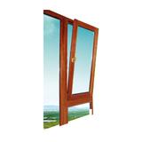 铝木门窗 -HMLM-916