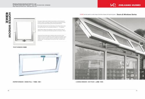 塑钢窗系列4-