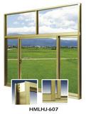 铝合金组合窗 -HMLHJ607