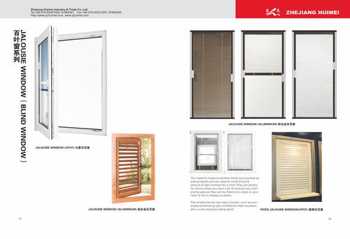 塑钢窗系列5-