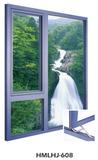 铝合金固定窗 -HMLHJ608