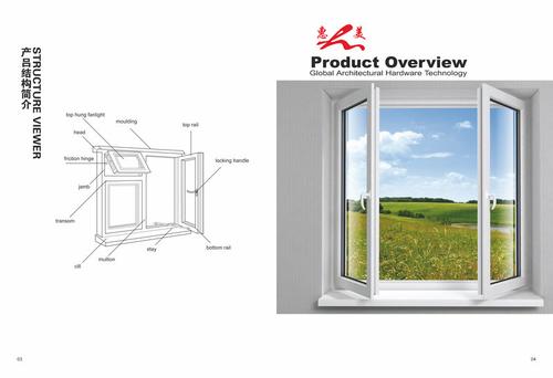 塑钢窗系列1-