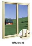 铝合金推拉窗 -HMLHJ605