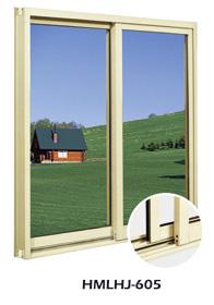 铝合金推拉窗-HMLHJ605