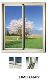 铝合金推拉窗 -HMLHJ609