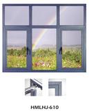 铝合金平开窗 -HMLHJ610