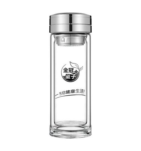 卧龙玻璃杯