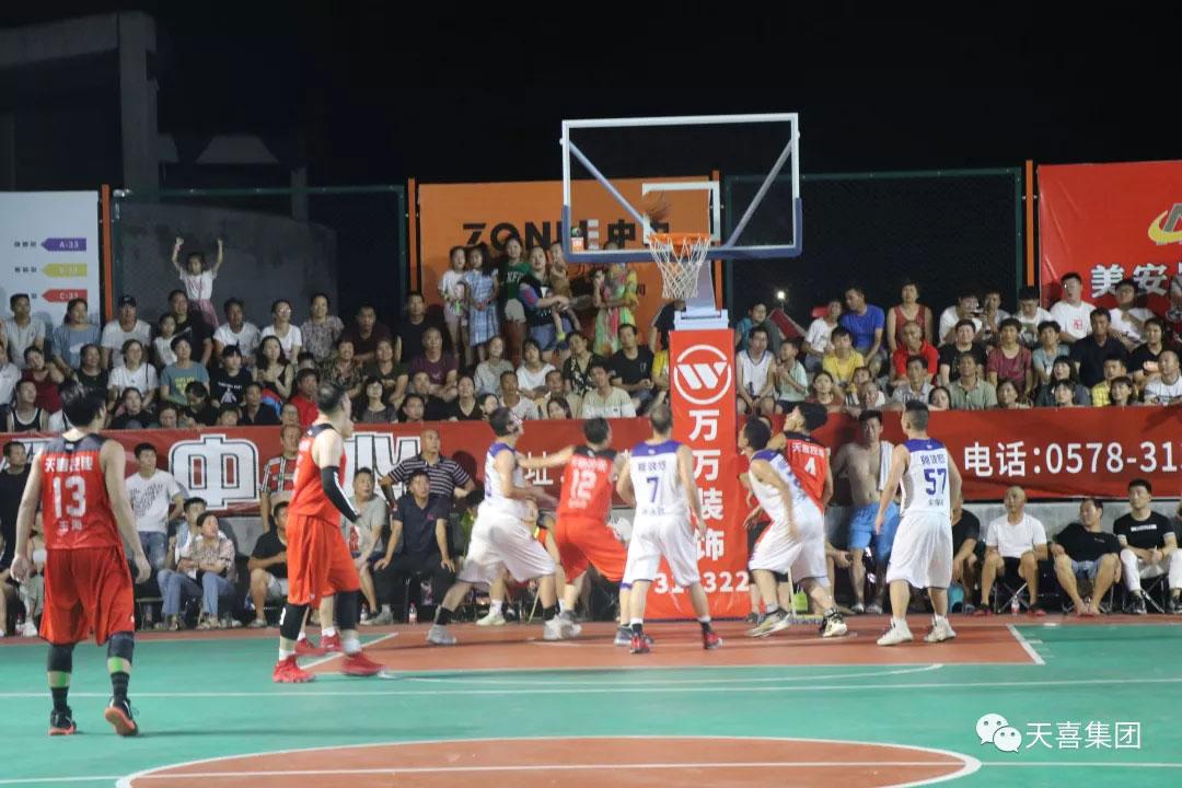 热血篮球,那一场充满荷尔蒙的角逐!6