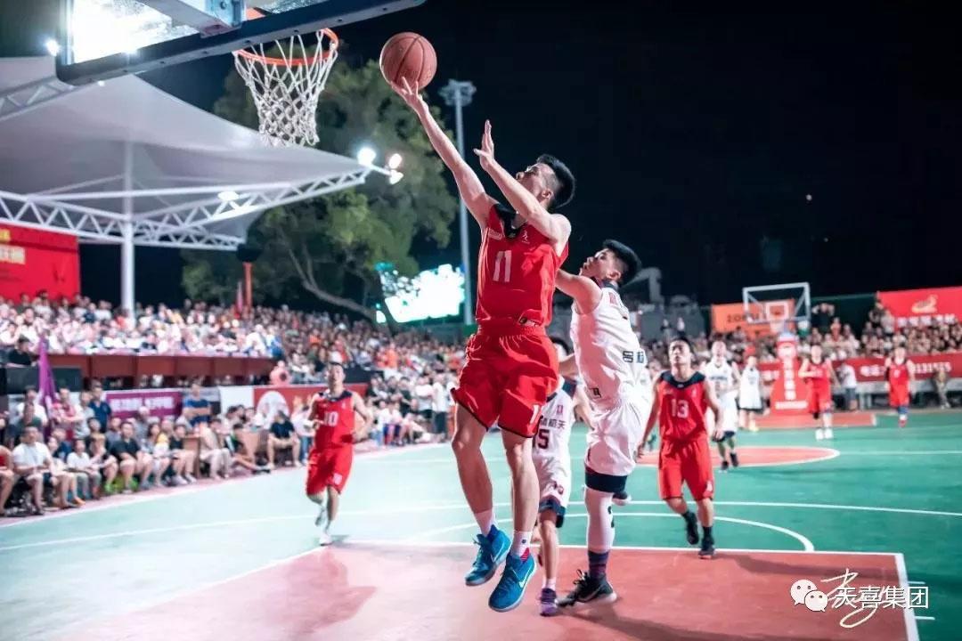 热血篮球,那一场充满荷尔蒙的角逐!5