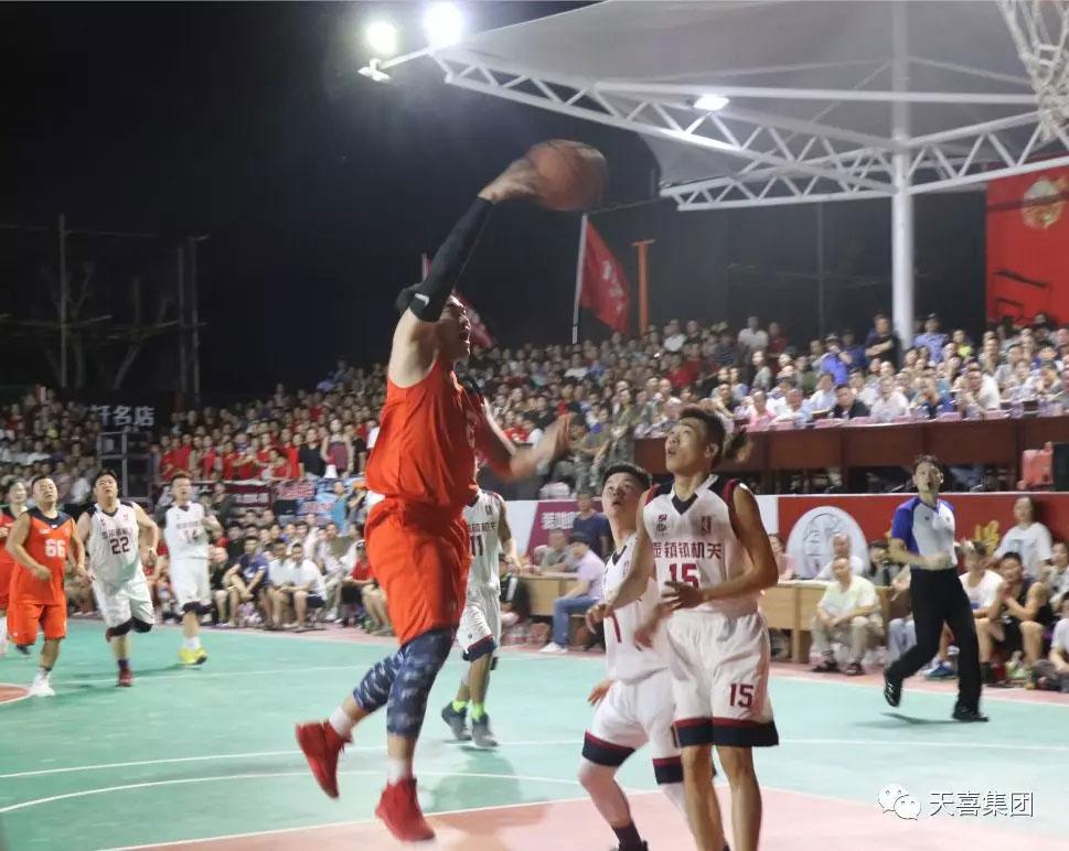 热血篮球,那一场充满荷尔蒙的角逐!7