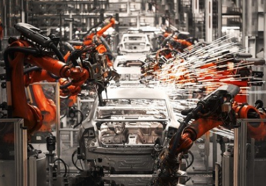 汽车零部件焊接系统