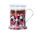 茶杯 -MC115(printing flowers)