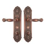 防盗门锁 -PY9902C红古铜