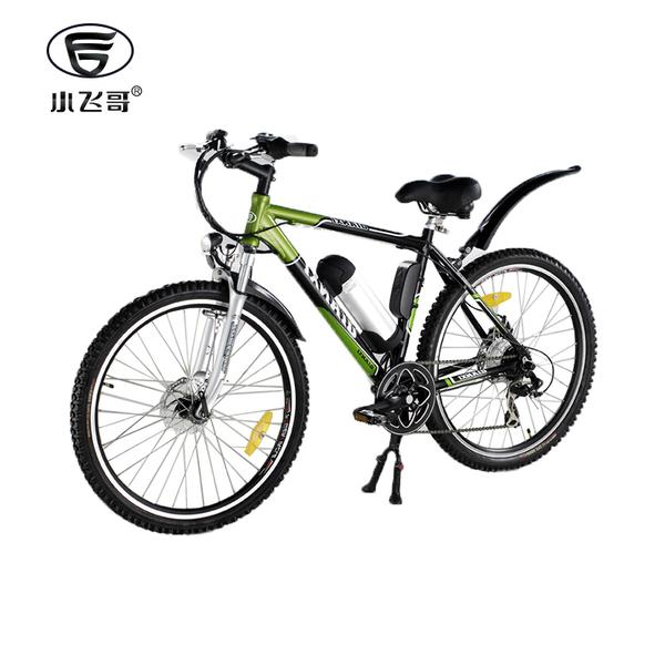 鋰電自行車-TDF119Z