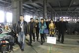 安徽省明光市考察团一行莅临千喜集团