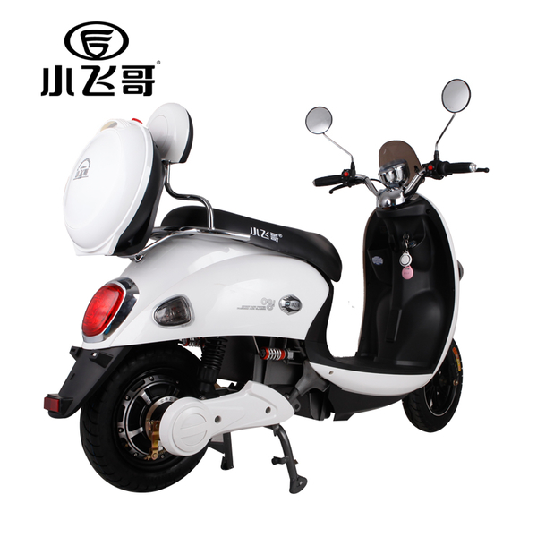 Electric Motorcycle 827
