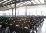 千喜车业出口土耳其电动轮椅车订单顺利发货