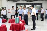 浙江省退役军人事务厅领导一行莅临千喜集团