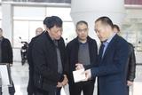杭州市退役军人事务局领导一行莅临千喜集团参观调研