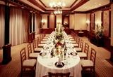 长条桌桌裙VIP接待布置 -QX-CTZ003