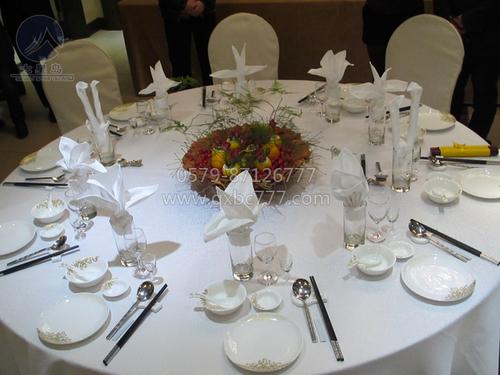 酒店布草首页 产品展示 主题宴会设计大赛 中餐主题宴会设计大赛 中餐图片