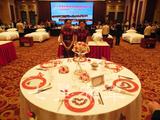 心心相印主婚桌 -婚宴主题QX-HYZT001
