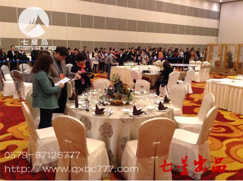 中餐摆台创意-明珠养生宴-