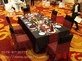 西餐宴会摆台-苏格兰风情