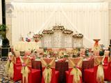 婚宴主婚桌台布 -