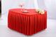 心型大红桌套1