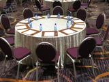 七星岛布草倾力打造黄龙饭店宴会厅和会议厅 -