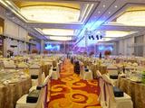 七星婚宴布草订制横店国贸大厦200桌婚宴 -
