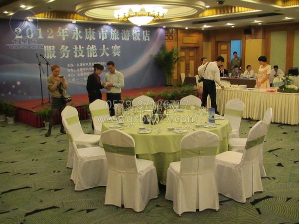 酒店餐厅绿色桌布-QXTB0475  QXTB0841