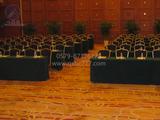 绿色会议台呢 -会议布置
